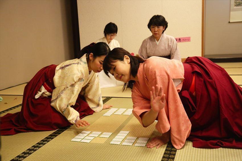cách chơi bài Karuta